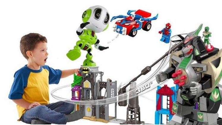 What Are The Best Toys For Three Year Old Boys?