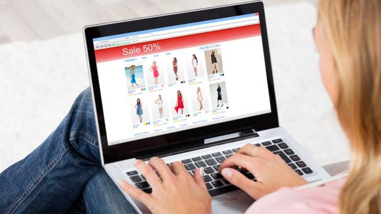 CUSTOM ECOMMERCE SITE DESIGN | RESPONSIVE WEBSITE DESIGN